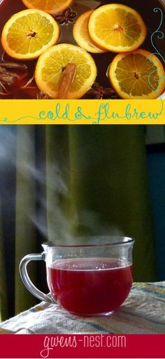 My FAVORITE remedy: this cold & flu brew is SO tasty and is our family's favorite remedy when we're coming down with we often can skip…