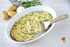 Polpettone alla ligure di fagiolini e patate, la ricetta per preparare un piatto vegetariano della tradizione saporito e completo