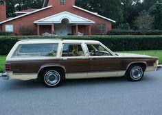 '79 Mercury Marquis Colony Park Wagon