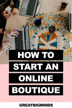 Learn how to start online boutique business in 6 simple steps. By the end of this step by step tutorial, you would have learned how to build a profitable online clothing boutique today. Read more inside. #onlinestore #onlineboutique #onlineclothingboutique #onlineboutiquebusiness #ecommerce Boutique Stores, Boutique Clothing, Starting An Online Boutique, Drop Shipping Business, Online Clothing Boutiques, Gothic Outfits, Ecommerce, Learning, Simple