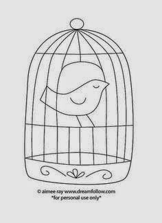 Bird n Cage pic