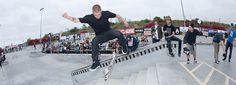 Skateboarding - Ryan Sheckler