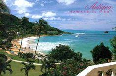 Hawksbill Bay postcard - Antigua & Barbuda. New on http://colnect.com/postcards