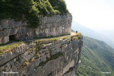 Itinerario Monte Cengio