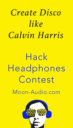 I Discovered Disco homage to Hack Your Headphones Contest at Moon-Audio.com