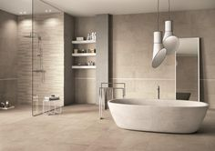 Looking for Bathroom Tiles in Dublin? Want the best quality bathroom tiles at great value? Bathroom Wallpaper Modern, Best Bathroom Tiles, Modern Bathtub, Bathtub Tile, Bathroom Mirror Lights, New Bathroom Ideas, Bathroom Design Small, Wood Bathroom, Dream Bathrooms