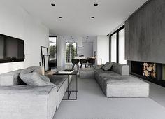 R-house interior design , pabianice | TAMIZO ARCHITECTS