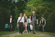 Vintage Wedding Men's Attire