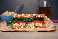 7 Scripts for the Next Time Someone is Being a Dick About What You Eat   The Best Faux Tuna Salad Recipe