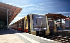 Siemens and Stadler to build new Berlin S-Bahn trains