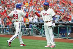 Chase Utley and Ryan Howard... the 1-2 punch