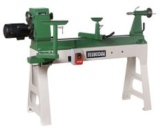 Rikon Lathe..... someday I would like to own one!