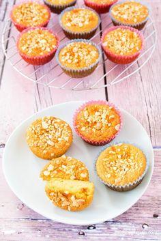 Paleo Gluten Free Vegan Mandarin Almond Muffins