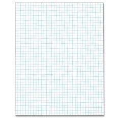 Amazon.com : TOPS Quadrille Pad, Gum-Top, 8-1/2 x 11 Inches, Quad Rule, White Paper, 50 Sheets per Pad (33041) : Flossing Products : Office Products