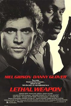 """Lethal Weapon . . . 1st and best . . . think of this whenever I hear """"Rockin' Around the Christmas Tree"""""""