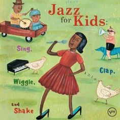 Classroom Music- I highly recommend this album.  I love mine.