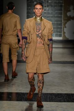 Arnaldo Ventura SpringSummer 2015 Collection - Casa de Criadores Fashion Week - DerriusPierreCom (5)