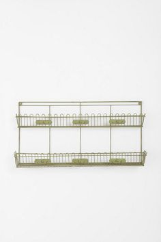 LOVE this shelf! Perfect for storing little bits and bobs...