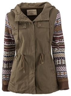 Natural Reflections Sweater Sleeve Canvas Jacket for Ladies | Bass Pro Shops