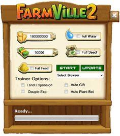 farmville 2 trainer bot indir