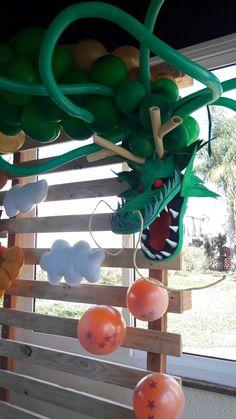 Mesa provençal dragon ball - Universo Decorado Goku Birthday, Dragon Birthday Parties, Dragon Party, Diy Birthday, 11th Birthday, Ball Decorations, Birthday Decorations, Cumpleaños Diy, Art For Kids