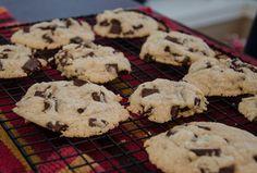 My Favorite Chocolate Chunk Cookies (Gluten-free, Dairy-free) • MTHFR Living