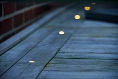 Decklight-LED-valaisinsarja