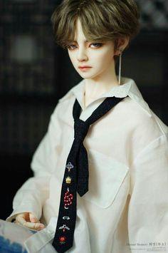 mattel x bts Pretty Dolls, Beautiful Dolls, Bts Doll, Mode Lolita, Realistic Dolls, Smart Doll, Anime Dolls, Little Doll, Doll Repaint