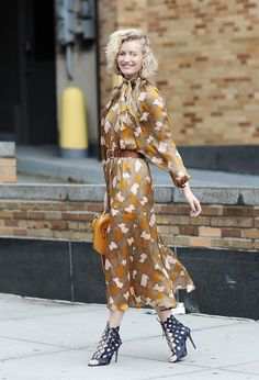 Street Style Stars at New York Fashion Week Spring 2016 | POPSUGAR Fashion