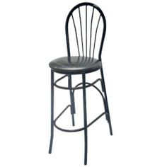 AAA Furniture Wholesale 66AB Restaurant Chair Glossy Black Metal Finish by AAA Furniture Wholesale. $167.35