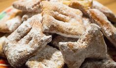 Fotogalerie: Recept na boží milosti s rumem - Vitalia. Croissants, Apple Pie, Food And Drink, Bread, Snacks, Cookies, Breakfast, Desserts, Recipes