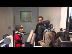 Mindless Behavior In-Studio Vocal Warm Up Routine