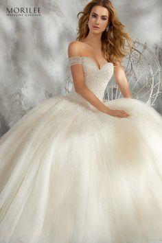 5c4f279a1858 MoriLee 8291 Liberty Brudklänning – Anina Brud & Festspecialisten