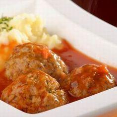 Egy finom Paradicsomos húsgombóc ebédre vagy vacsorára? Paradicsomos húsgombóc Receptek a Mindmegette.hu Recept gyűjteményében!