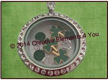 Creative Elements 4 You | Living Life Lockets & Floating Charms