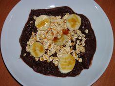 Beatus Ille, cuina fàcil, cocina fácil, easy cooking, culinária fácil: Açaí na tigela