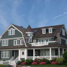 Quintessential jersey shore house. Help restore the shore #JerseyLove