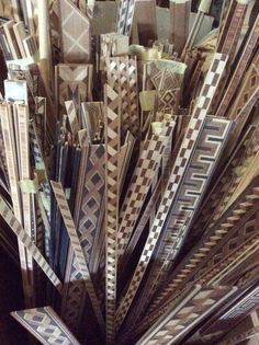 Inlaid filetti in wood for Furniture by arvestyle