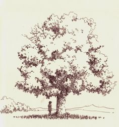 Landscape sketch pencil trees pen and ink 46 trendy Ideas Landscape Architecture Drawing, Landscape Sketch, Landscape Drawings, Cool Landscapes, Landscape Mode, Landscape Fabric, Tree Drawings Pencil, Pencil Trees, Art Drawings