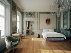 Aménager une chambre dans un appartement de style