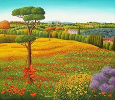 Giugno by Cesare Marchesini of Italy