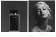 Narciso Rodriguez parfum for her Advertisment| Inez van Lamsweerde & Vinoodh Matadin