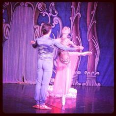 Dance bayadere