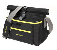Columbia Riders Peak 28 Can City Messenger Cooler ** Click image for more details.