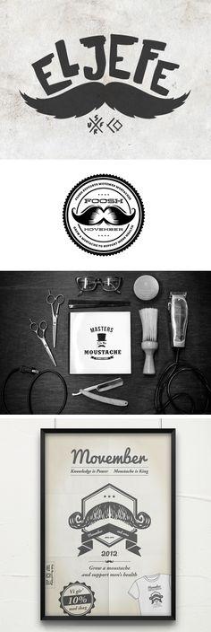 Movember.