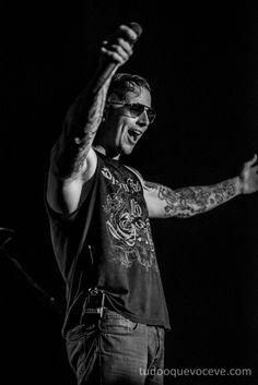 19/03/14 - Curitiba, Brasil - avenged sevenfold, a7x