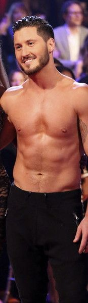 My reason for watching Dancing With the Stars! Val Chmerkovskiy <3