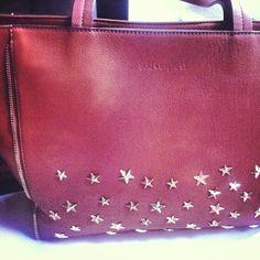 Le sac camel avec les étoiles by Sud express! On aime le modèle SHOWBIZ!
