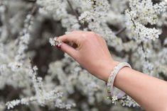 Βραχιόλι λεπτό ξύλινο, τριαντάφυλλα, ρoζ Diamond, Bracelets, Jewelry, Fashion, Moda, Jewlery, Jewerly, Fashion Styles, Schmuck