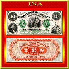 Louisiana Sreveport Citizens Bank $10 Dollar Obsolete Currency Note Gem Unc - http://coins.goshoppins.com/us-paper-money/louisiana-sreveport-citizens-bank-10-dollar-obsolete-currency-note-gem-unc/